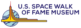 U.S. Space Walk of Fame Museum Logo