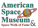 American Space Museum and Walk of Fame Logo