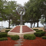 Mercury Monument - Space View Park Titusville Florida