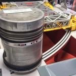 NASA Crawler transporter piston