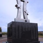 Gemini Monument - Space View Park Titusville Florida