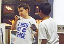 Kids cooperating SALT Program
