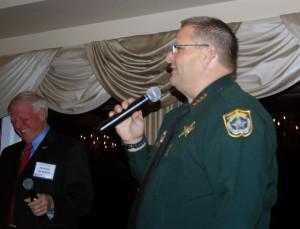 Wayne Ivey fundraiser auctioneer